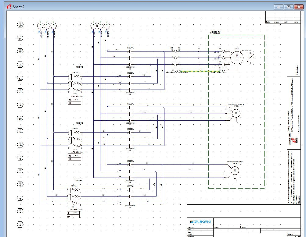Electrical Schematic Design Software - Zuken USA